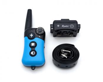 Электронный ошейник для дрессировки собак iPets P619 (до 70 см)